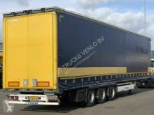 Krone MEGA / SCHUIFZEIL - DAK / SAF-DISC / CODE XL semi-trailer