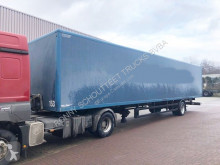 semi remorque nc SGL 190 SGL 190 Plywood-Kofferauflieger ca. 83m³