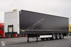 Wielton tautliner semi-trailer