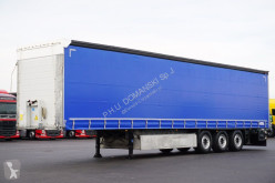 Schmitz Cargobull - FIRANKA / XL / MULTI LOCK / OŚ PODNOSZONA semi-trailer