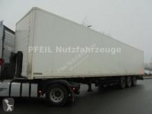 semirimorchio Kögel SN24 Koffer- Doppelstock- LIFT- Rolltor- SAF