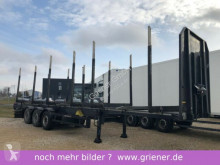 Schwarzmüller Y serie / RUNGENSATTEL HOLZ 5,7to. ECCO STEEL 9t semi-trailer