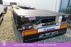Krone SDC 27 / 20/30/40/ 2 x 20 fuss / BPW semi-trailer