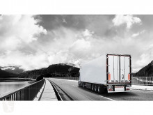 new refrigerated semi-trailer
