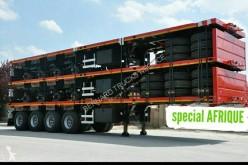 Cbfr flatbed semi-trailer