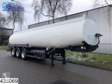 semi reboque Merceron Fuel 39207 Liter, 7 compartments, 0,45 bar, Disc brakes