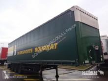 Schmitz Cargobull半挂车 Rideaux Coulissant porte-bobines