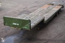naczepa nc Semi Lowboy / Steel suspension