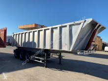 Benalu half-pipe semi-trailer