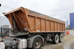 Robuste Kaiser KAISER 2X LAMES/SPRING semi-trailer