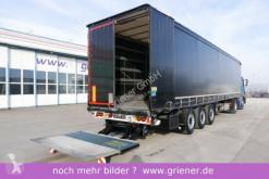 Schmitz Cargobull SCS 24 / LBW 2000 kg / RUNGENTASCHEN / UNI BLACK Auflieger