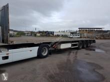 Lecitrailer plateau renforcé semi-trailer