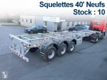 new chassis semi-trailer
