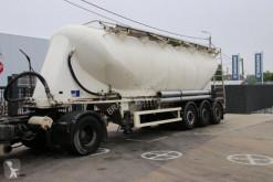náves cisterna vozidlo na prepravu potravín ojazdený