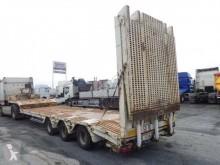 trailer dieplader Trax