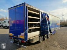 semirremolque Schmitz Cargobull Stern SP270 /Aluklappen /Staplerh. /2,9 m Innenh