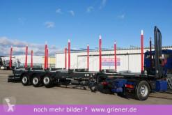 Schwarzmüller timber semi-trailer