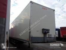 Trouillet Fourgon express Double étage Hayon semi-trailer