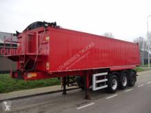 ATM ALU TIPPER 30 m3 BPW+TUV+BELGIUM REG. semi-trailer