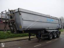 Schmitz Cargobull STEEL TIPPER 36 m3 (HARDOUX) LIFT+SAF DISK+TUV semi-trailer
