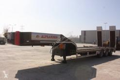 半挂车 机械设备运输车 Alpsan