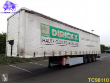 Samro Curtainsides semi-trailer