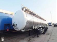 LAG 0-3-T / 3 chamber / ADR / 33,000l / 2017 / BPW axles semi-trailer