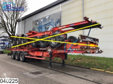 Asca Container 10 / 20 / 30 / 40 FT container chassis semi-trailer