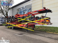 Asca Container 10 / 20 / 30 / 40 FT container chassis Auflieger