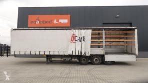 semi remorque Schmitz Cargobull SAF+Scheibebremsen, 60 cm alu. Bordwände, verzinkt, XL Auflieger