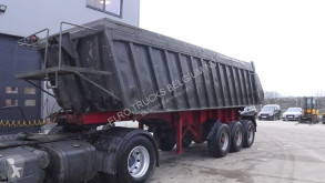 semi reboque Kässbohrer SKW 10-22L (CHASSIS AND TIPPER FROM STEEL)