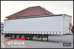 semi remorque Schmitz Cargobull S01, Tautliner, 1 Vorbesitzer, VDI 2700