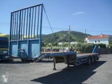 半挂车 机械设备运输车 Basmaior