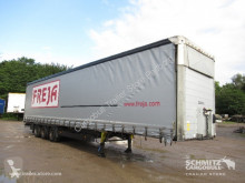 semirremolque Schmitz Cargobull Schiebeplane Mega