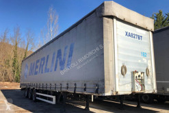 Zorzi SEMIRIMORCHIO, CENTINATO FRANCESE, 3 assi semi-trailer