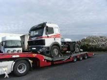 Semi remorque k ssbohrer porte voitures porte camion 3 essieux occasion n 725427 - Remorque porte voiture 3 essieux ...