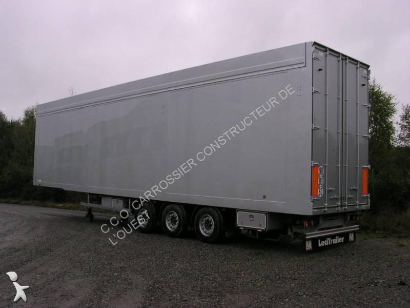 semi remorque cco fourgon double etage mobile 3 essieux neuve n 924500. Black Bedroom Furniture Sets. Home Design Ideas