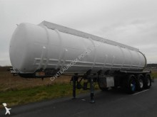 Indox oil/fuel tanker semi-trailer