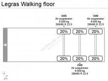 Ver las fotos Semirremolque Legras Walking floor
