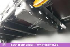 Voir les photos Semi remorque Kögel SN24 /BAUSTOFFSATTEL 800 BW /RUNGEN  LENKACHSE