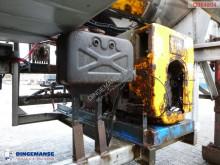 Voir les photos Semi remorque Clayton Bitumen tank inox 33 m3 / 1 comp + compressor