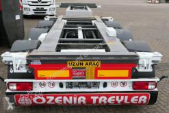 Voir les photos Semi remorque nc ÖZENIR, 45 Fuß, Containerchassis, 4x am Lager.