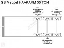 Zobaczyć zdjęcia Naczepa GS Meppel HAAKARM 30 TON