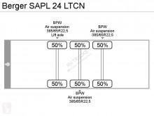 Ver as fotos Semi reboque Berger SAPL 24 LTCN