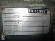 Voir les photos Semi remorque Huttner SART 39/3-2ZL HUTTNER SART 39/3-2 ZL