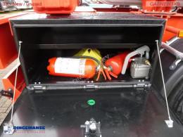 Voir les photos Semi remorque MTD Gas tank steel 57 m3 NEW - BPW - DRUM