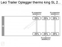 Voir les photos Semi remorque Lecitrailer Oplegger thermo king SL 200e 2m60