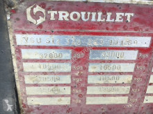 View images Trouillet benne/tipper - 8 roues/tyres semi-trailer
