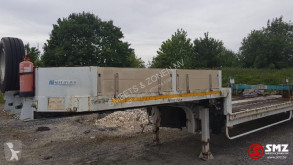 View images Nicolas Oplegger tram/train transport 18 M extendable NEW/ semi-trailer