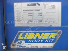 used Schmitz Cargobull beverage delivery flatbed semi-trailer Getränke Spezialaufl. Orten SafeServer K+G tec 3 axles - n°2855219 - Picture 11